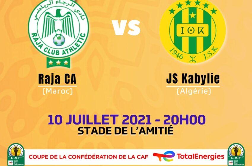 Finale de la Coupe Caf:A la découverte de la JS Kabylie