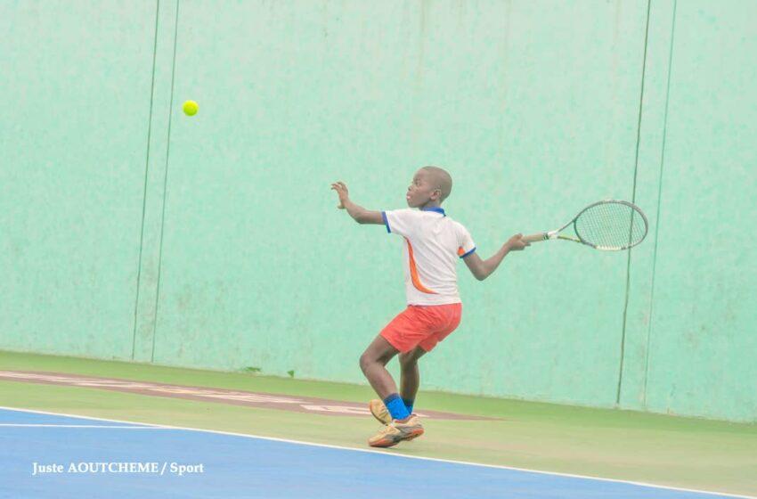Championnat national de tennis: Le top donné