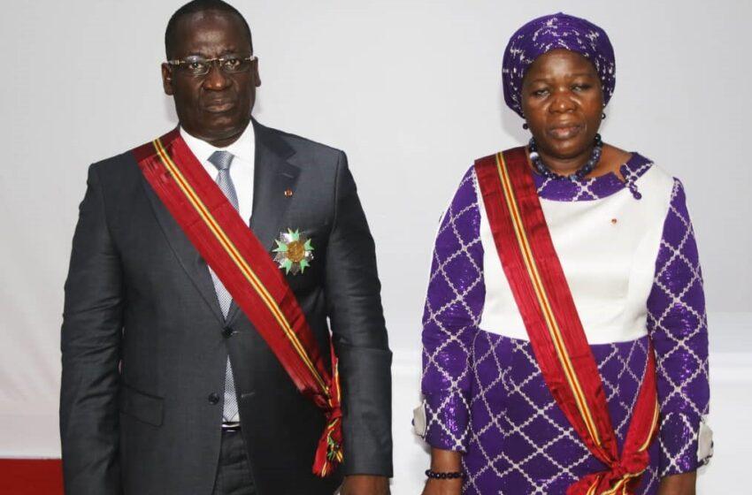 Ordre national du Bénin : Alassane Seidou fait Grand-croix