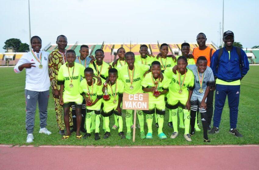 Festival scolaire à sept : La FBF promeut le football féminin