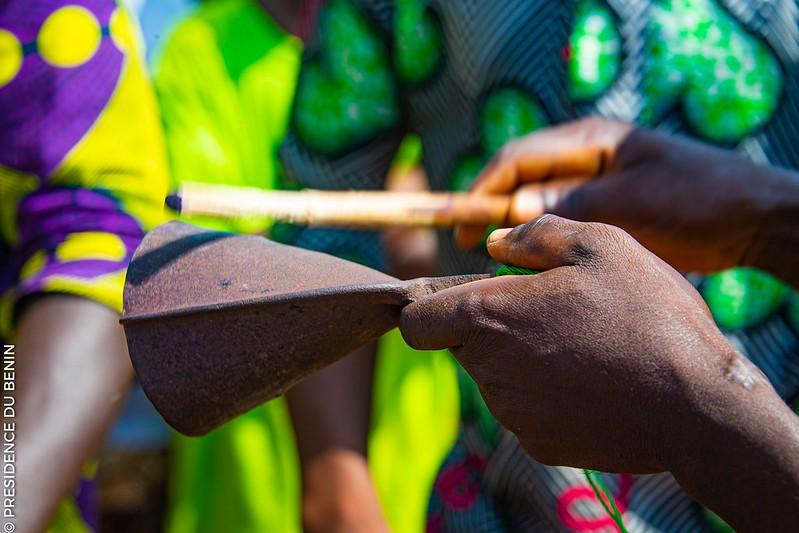 Culture: Commémoration du 10e anniversaire du Roi des Aïnonvi