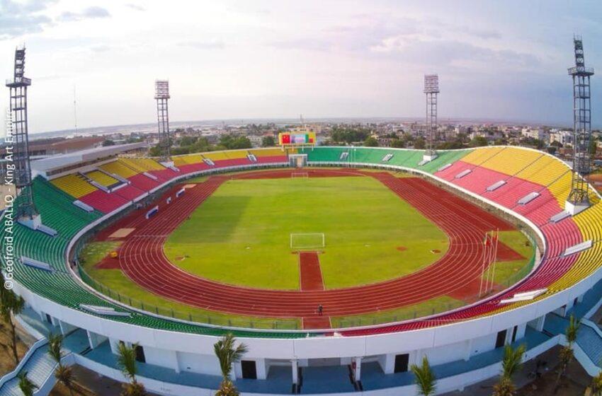 Infrastructures sportives : Le stade de l'Amitié rénové