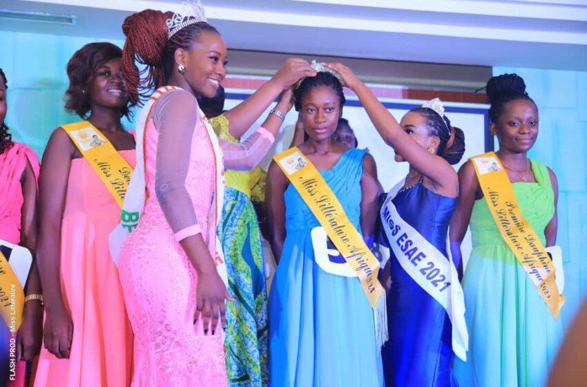 Miss littérature Afrique 2021 : La burkinabè couronnée, la Béninoise 3e dauphine