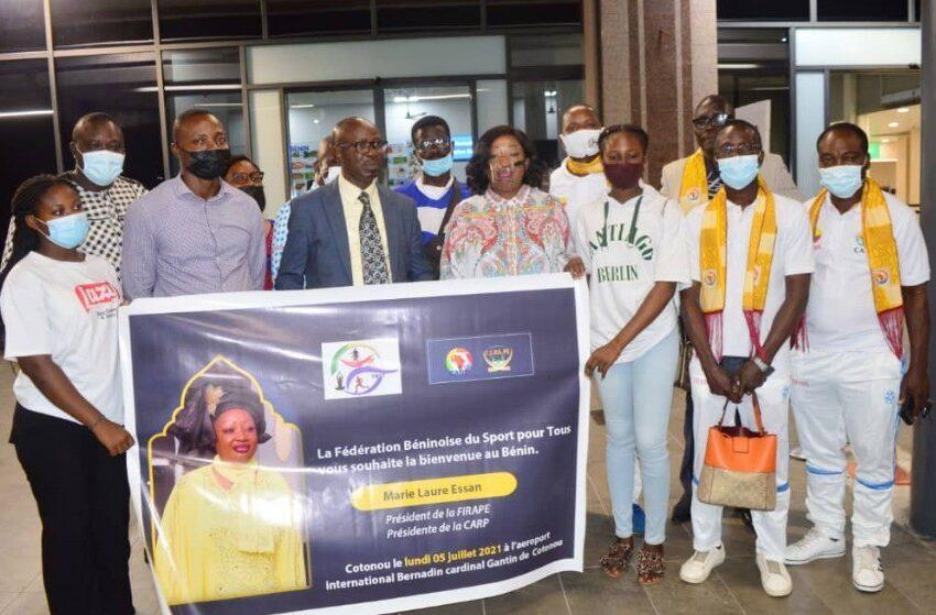 Rencontre de la Confédération africaine de randonnée pédestre: Le Bénin abrite l'événement