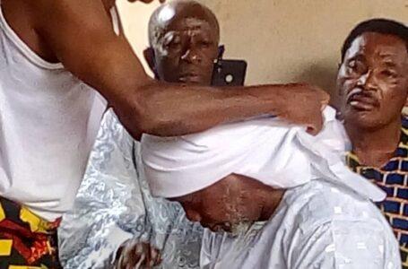 """Cérémonie de libation à Abomey: Les """"YEMADJE"""" se ressourcent, Dah Totchémè CHETAN couronné"""