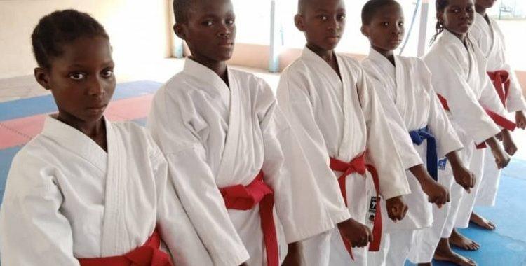 Karaté/ Open de Cotonou 2021