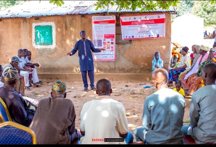 Santé communautaire: Cedel-Ong en croisade contre les hépatites virales