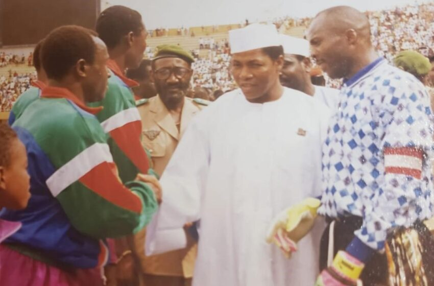 Jubilé de quatre anciennes gloires du football nigérien : Jean Louis Noumahagnan, invité de marque