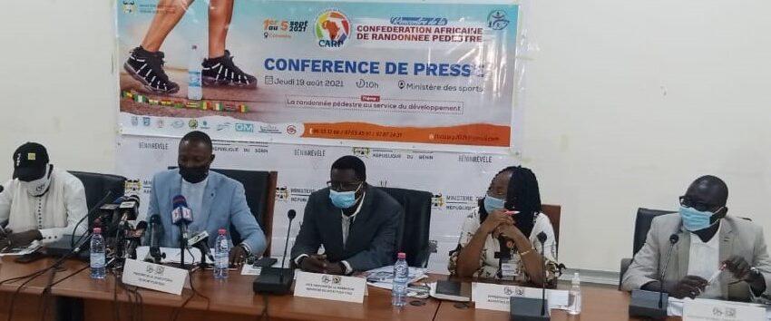 Rencontre de La Zone Ouest Africaine de La Carp Au Bénin: Les activités de ce grand évènement dévoilées