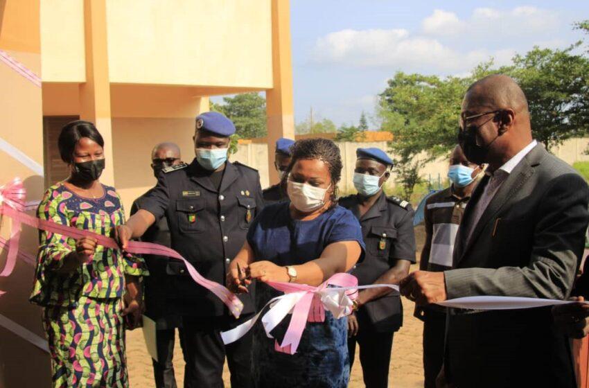 Protection des enfants au Bénin : Un CATE mis en service