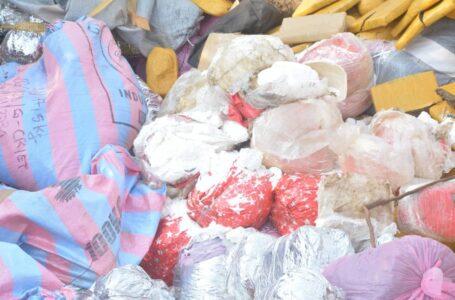 Lutte contre le trafic de la drogue au Bénin : 4,7 tonnes de stupéfiants incinérés