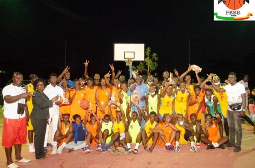 Basketball/Championnat national féminin de catégories d'âge : Réal Sports, Kabas et Associés sur le podium