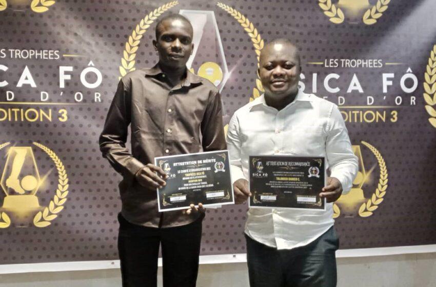 Trophées Sica fô 2021 : Gaskiyani info honoré