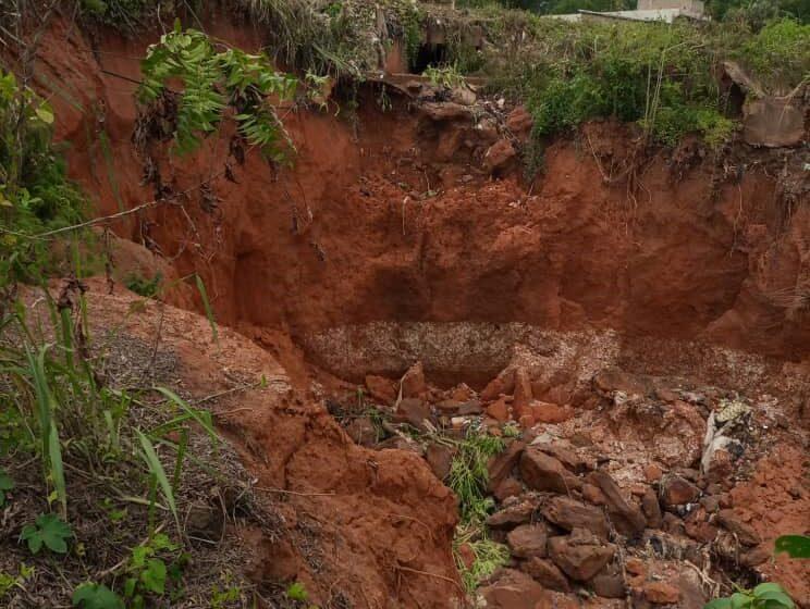 Erosion sous la RN4 à hauteur de Sissènou: Des actions urgentes annoncées