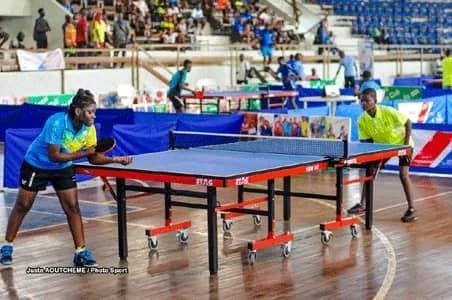 Championnats nationaux de tennis de table, édition 2021 : Les meilleurs pongistes connus ce jeudi