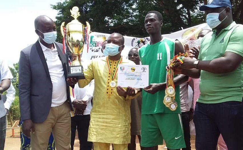 Championnat amateur de volley-ball: Buffles Vbc dames et Dynamic Vbc hommes vainqueurs