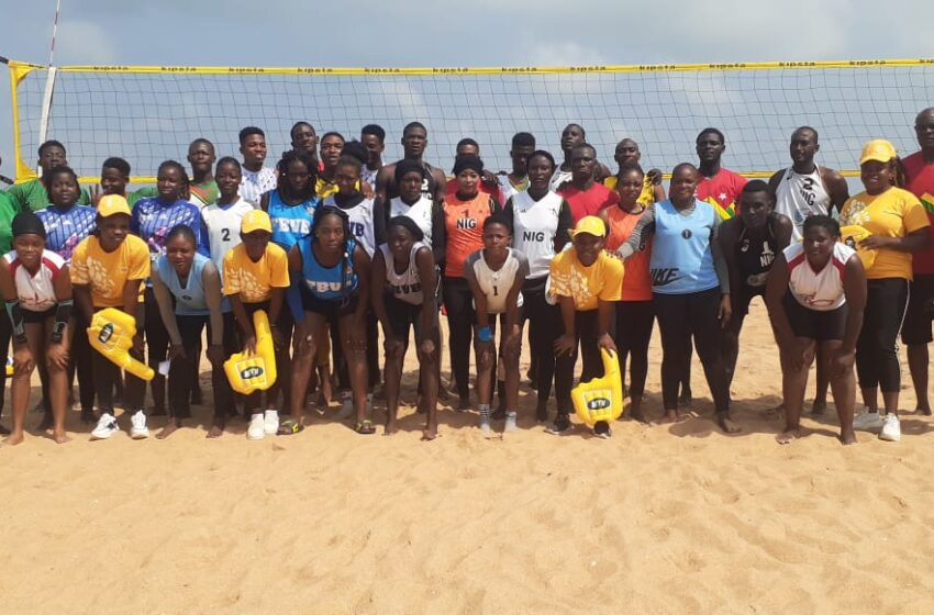 Open Beach volley de Ouidah: Le coup double du Niger, le Bénin sur le podium