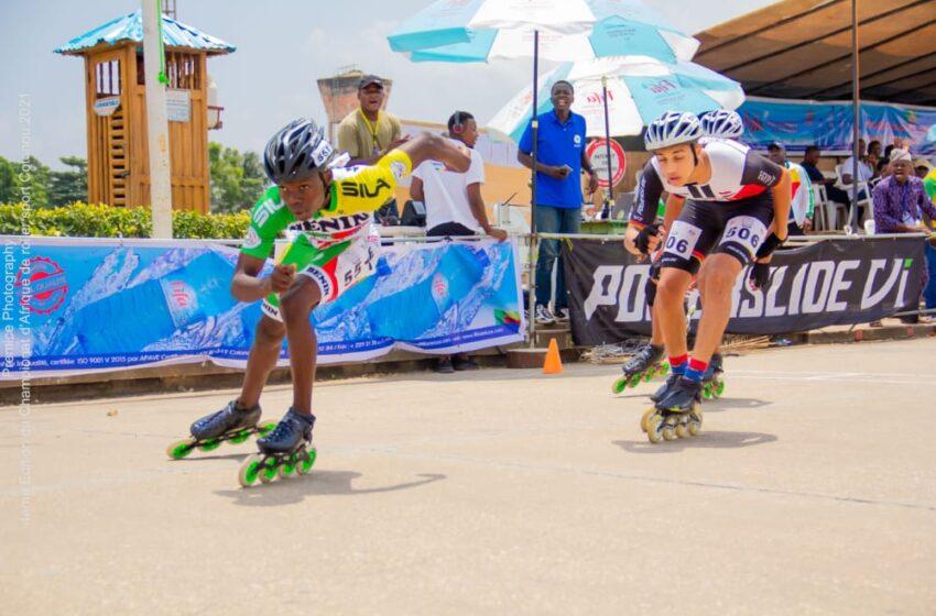 Championnat d'Afrique de Roller Sports: Et de quatre pour le Bénin