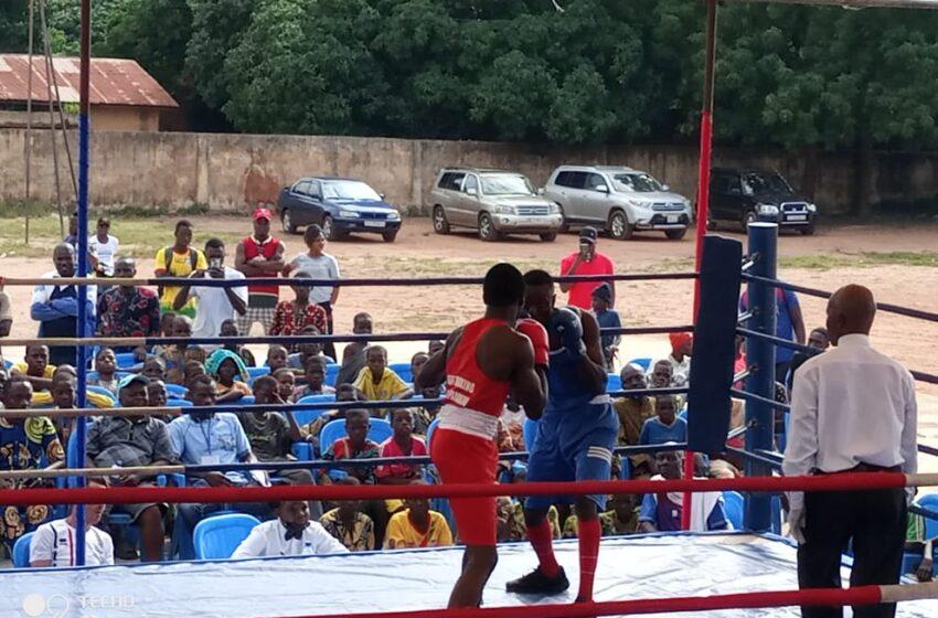 Championnat national de Boxe saison 2021: Jour 2 à Parakou