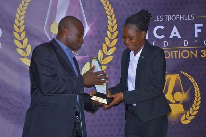 Trophées Sica Fô: Louis Houngnandandé et Laurande Offin distingués meilleurs arbitres de la saison