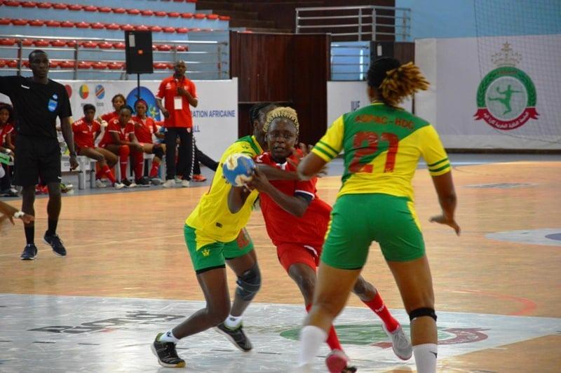 37e CACVC de Handball : Mauvaise entame pour ASPAC Hbc