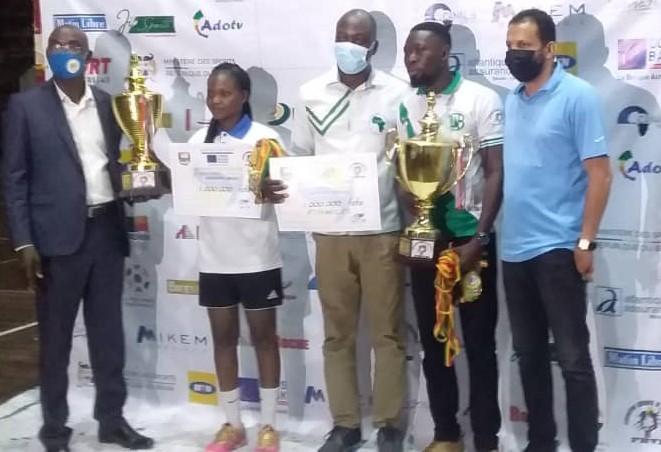 Championnat professionnel de volley-ball saison 2020-2021: Le graal pour Finances Vbc (Hommes) et USB Etoiles Filantes (Dames)