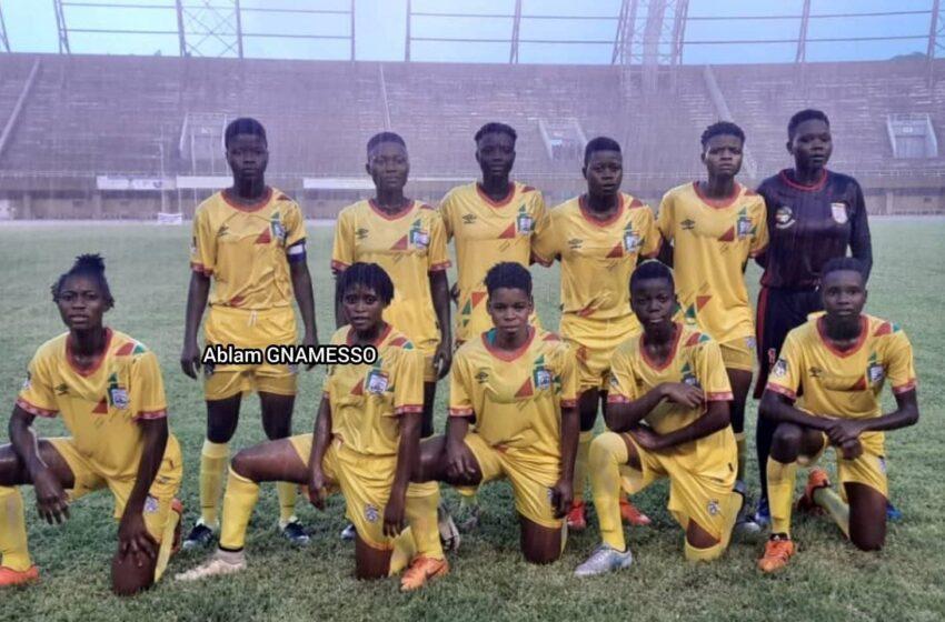 Eliminatoires Mondial Féminin U20: Le Bénin atomise le Niger