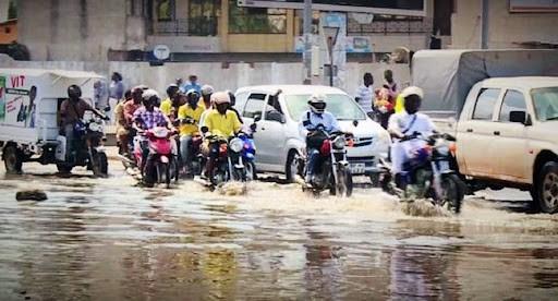 Risque d'inondation: Cotonou en ligne de mire