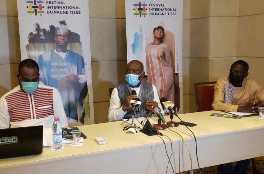 Festival International de Pagne Tissé au Bénin: Un projet porté par Lolo Andoche et ADTL
