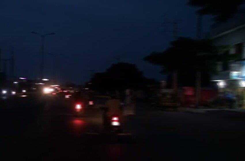 Absence d'éclairage sur les routes : L'inquiétude des usagers