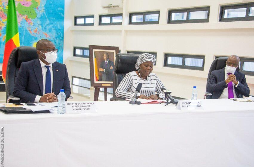 Sommet «G20 Compact with Africa»: Mariam Chabi Talata évoque la stratégie du Bénin contre la Covid-19