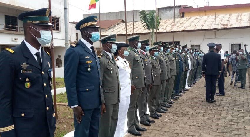 Formation à l'ENSA : Les officiers stagiaires reçoivent leurs parchemins