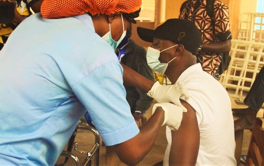 Vaccination contre la Covid 19 : L'appel de Kadiri Gandé