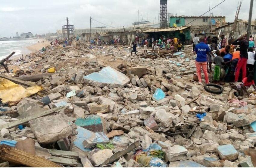 Dédommagement des sinistrés de Xwlacodji : Les citoyens reconnaissants