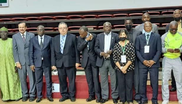 Région Afrique de l'Ouest de La Catt: Ferdinand Sounou officiellement installé