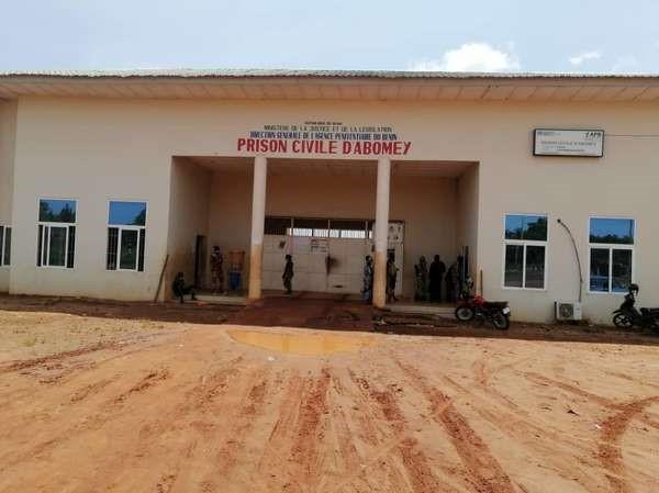 Prison civile d'Abomey: Le gardien chef relevé de ses fonctions