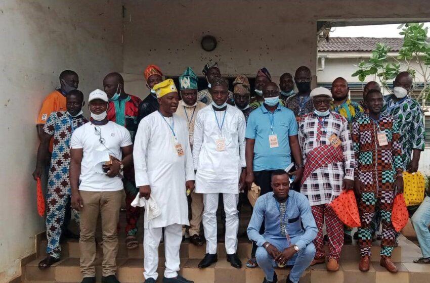 Comité de gestion des Dragons de l'Ouémé: Philippe Zounmènou élu président