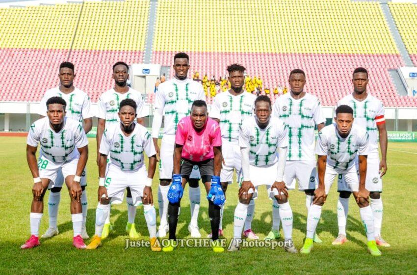 Prélim LDC CAF : ESAE FC en difficulté