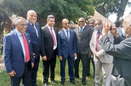 Confédération africaine d'escrime : Jacques OKOUMASSOUN nouveau SGA