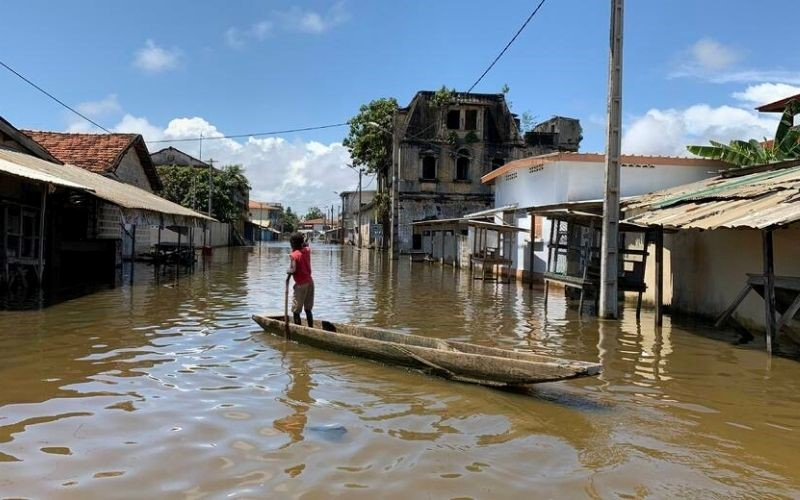 Plateforme nationale de réduction des risques de catastrophe : Le gouvernement se penche sur la montée des eaux