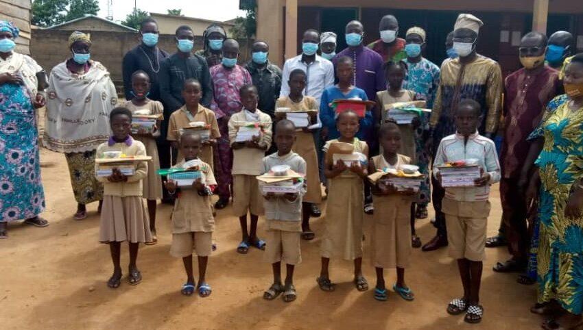 Célébration de l'excellence à Parakou : Kadiri Gandé fait œuvre utile