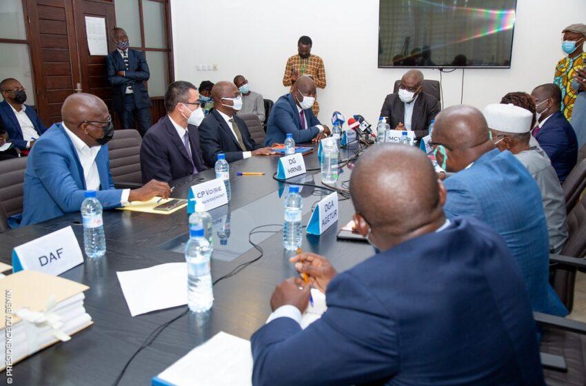 Pour faire face aux inondations à Cotonou : 264 milliards de FCFA bientôt mobilisés