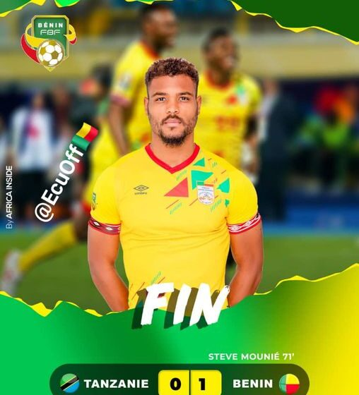 J3-Eliminatoires du mondial 2022: Le Bénin s'en sort bien du piège tanzanien