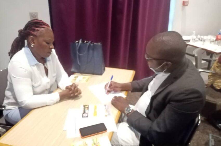 Côte d'Ivoire : AGK et ITCSheTrades créent des liens de marchés pour les PMEs des secteurs karité et manioc