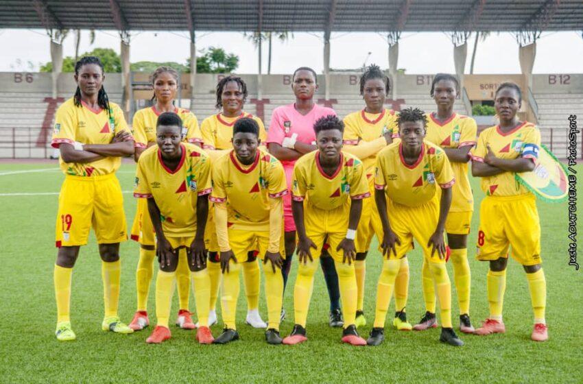 Match aller des éliminatoires de la CAN féminine, Maroc 2022: Le Bénin s'incline devant le Burkina-Faso