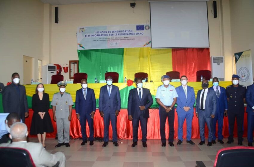 Système d'information Policière pour l'Afrique de l'Ouest : Les journées de sensibilisation sur le Sipao ouvertes