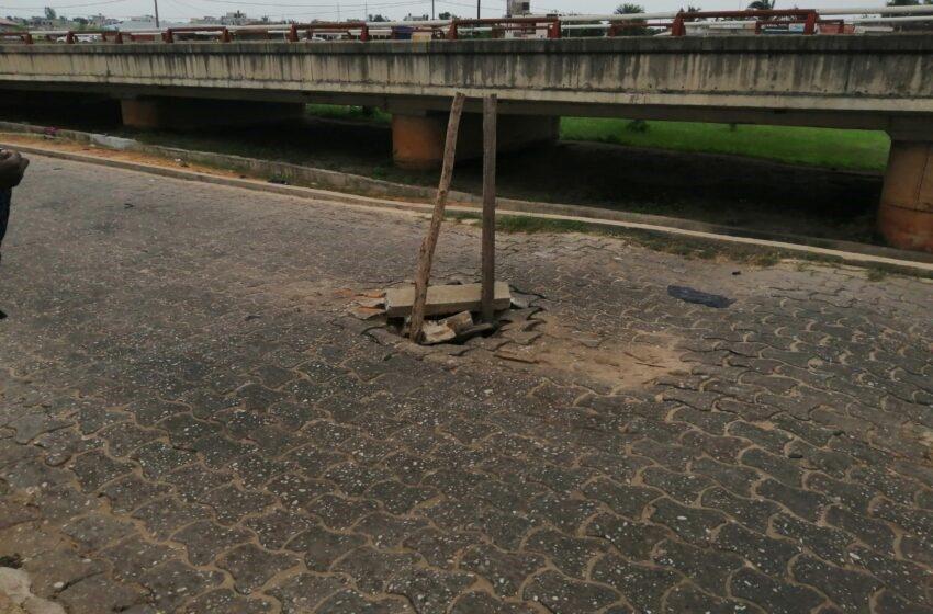 Dégradation des voies de Godomey-Calavi: Le calvaire des usagers se poursuit