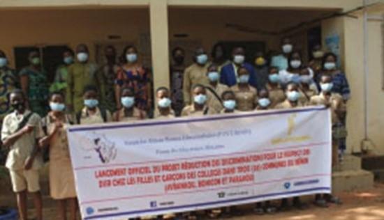 Lutte contre les stigmatisations et discriminations des jeunes filles et femmes : Une initiative de l'Ong Fawe-Bénin