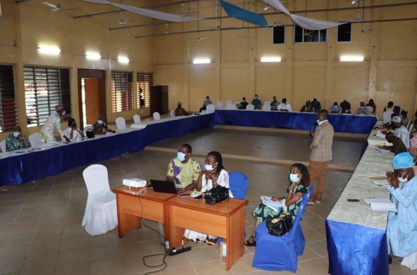 Conseil Municipal de Porto-Novo : Le Plan de développement municipal 2021-2026 voté