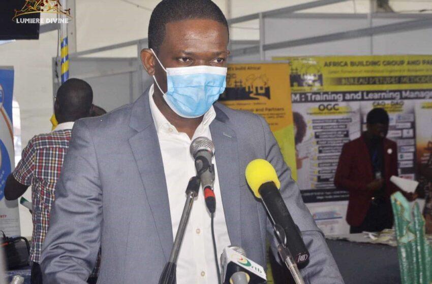 Salon international de l'immobilier et matériaux modernes: Le promoteur Kèyindé Amadou pour promouvoir l'écologie